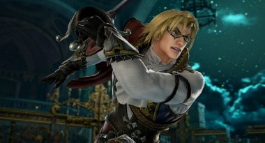 Raphael Officially Confirmed for Soulcalibur VI