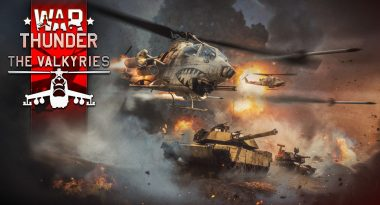 Update 1.81 Now Available for War Thunder, Adds Lots of Attack Helicopters