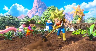 Dragon Quest Builders 2 Has New Farming Mechanics