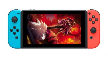 BlazBlue: Central Fiction Special Edition Announced for Switch