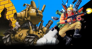 SNK Boss Asks Fans if They Want a Metal Slug Reboot, With Traditional Mechanics