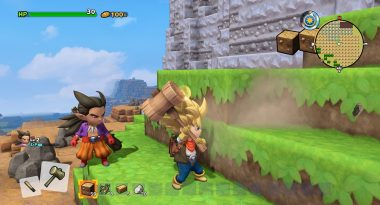 TGS 2018 Gameplay for Dragon Quest Builders 2