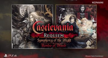 Castlevania Requiem: Symphony of the Night & Rondo of Blood Uses Dracula X Chronicles Audio