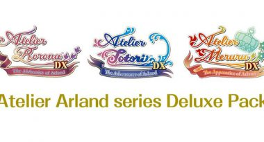 Atelier Arland Series Deluxe Pack Heads West on PC, PS4, and Switch