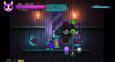 Niche Spotlight – Underhero: Twisted and Turn-Based Side-Scroller
