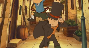 Professor Layton and the Curious Village HD Now Available for Smartphones
