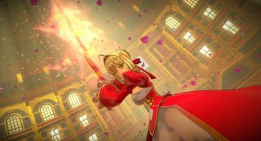 Fate/Extella Link Western Launch Set for Q1 2019