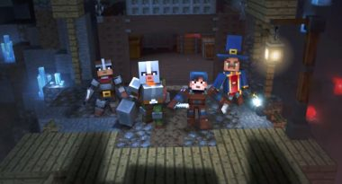 Minecraft: Dungeons Announced for PC, Launches in 2019