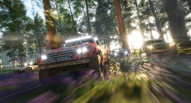 Forza Horizon 4 Now Available for Windows 10 and Xbox One
