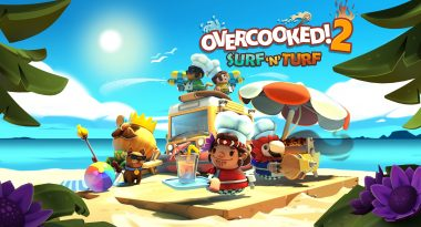 "New ""Surf 'n' Turf"" DLC Now Available for Overcooked! 2"