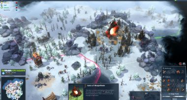 "New Update for Viking City Builder-Strategy Game ""Northgard"" Brings the Ragnarok"