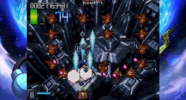 "New Vertical Shmup ""Fast Striker"" Heads to PS4, PS Vita"