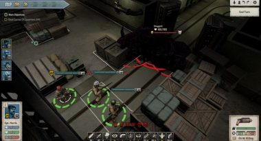Achtung! Cthulhu Tactics Now Available for PC