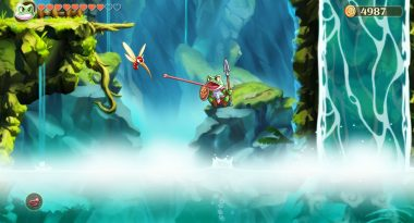 Monster Boy and the Cursed Kingdom Delayed to December 2018