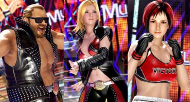 Bass, Tina, and Mila Confirmed for Dead or Alive 6 Alongside New Wrestling Stage
