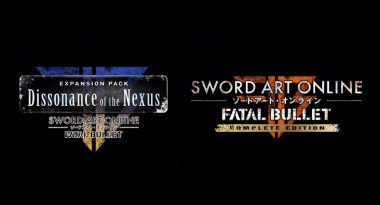 """""""Dissonance of the Nexus"""" DLC and Complete Edition for Sword Art Online: Fatal Bullet Head West in January 2019"""