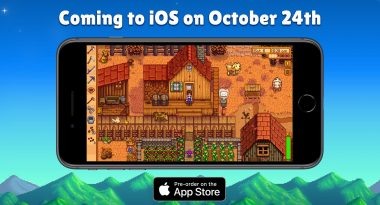 Stardew Valley Heads to iOS on October 24, Android Soon After