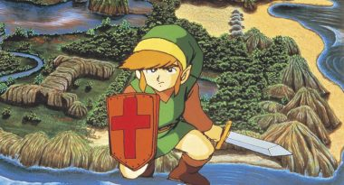 Special Version of The Legend of Zelda Added to NES Games for Nintendo Switch Online