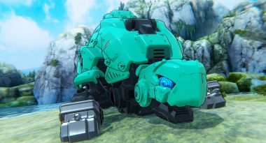 Second Screenshot for Zoids Wild