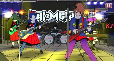 Gal Metal Western Release Dates Set