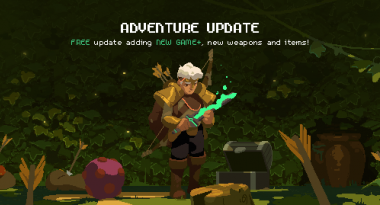 Adventure Update for Moonlighter Adds New Game Plus Mode, More Items
