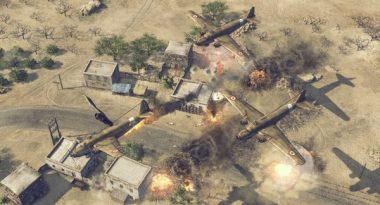 New Sudden Strike 4 DLC Takes the Fight to Africa
