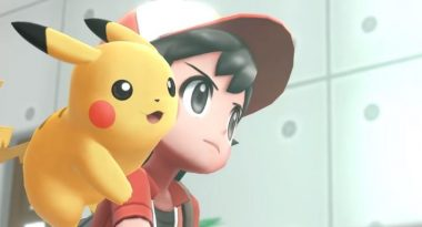 "New ""Adventure Awaits"" Trailer for Pokemon Let's Go"