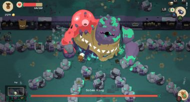 Moonlighter Launches for Switch on November 5