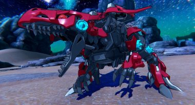 Third Screenshot for Zoids Wild