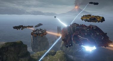 Capital Ship Combat Game Dreadnought Finally Hits Full Release