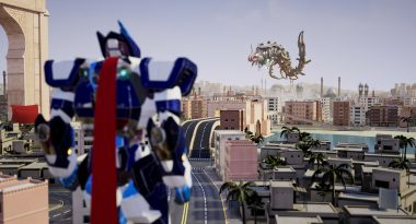New Features Trailer for 3D Mecha Fighting Game Override: Mech City Brawl