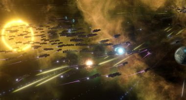Console Ports for Sci-fi 4X Game Stellaris Launching in Q1 2019