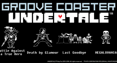 Groove Coaster for PC Gets Undertale Soundtrack Pack