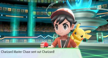 New Master Trainer Details for Pokemon Let's Go!