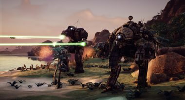 "New ""Flashpoint "" Expansion for BattleTech Launches November 27, Adds 30 Hours of Gameplay"