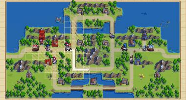 """Turn-Based Tactical Strategy Fantasy Game """"Wargroove"""" Delayed to Q1 2019"""
