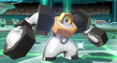 "Meltan Evolution ""Melmetal"" Revealed for Pokemon Let's Go"