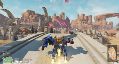 "Online Mecha Shooter ""Blazing Core"" Now in Early Access"