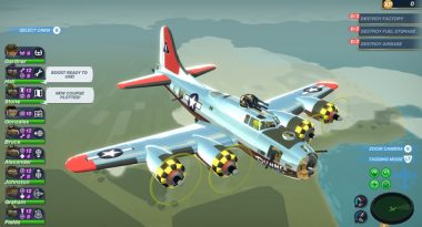 Bomber Crew Gets 100% More AMERICAN in New DLC