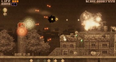 """Dark and Silly Indie Japanese Shmup """"Black Bird"""" Launches for PC on October 31"""