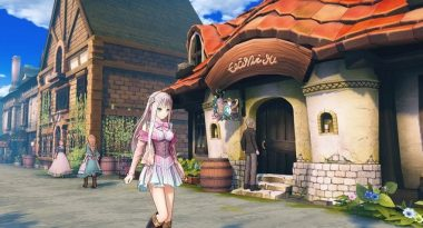 Atelier Lulua: The Scion of Arland Announced for PS4, Switch