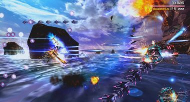 """Excellent Japanese Mecha-Shmup """"Astebreed"""" Launches for Switch on November 7"""