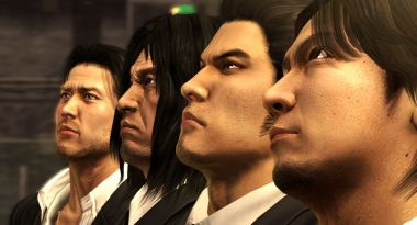 First Trailer and Screenshots for Yakuza 4 Remaster on PS4