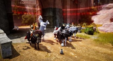 Black Desert Open Beta for Xbox One Set for November 8 to 12