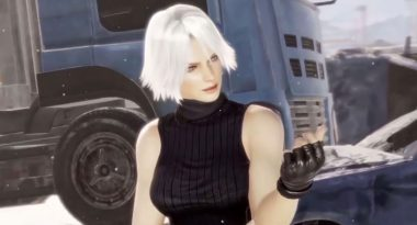 Christie Confirmed for Dead or Alive 6