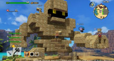 Dragon Quest Builders 2 Heads West in 2019
