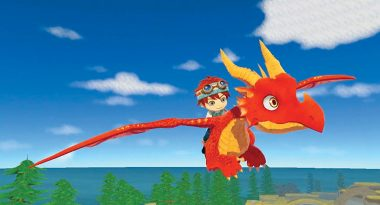 Little Dragon's Cafe Launches for PC on November 15