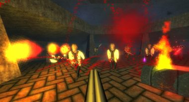 """90's Retro Shooter """"Dusk"""" Launches December 10"""