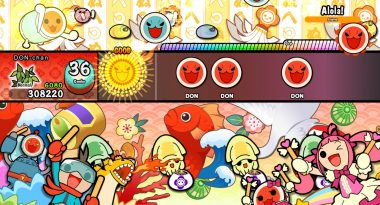 Taiko no Tatsujin: Drum 'n' Fun! and Drum Session! Now Available in North America and Europe
