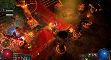Path of Exile Heads to PS4 in December 2018